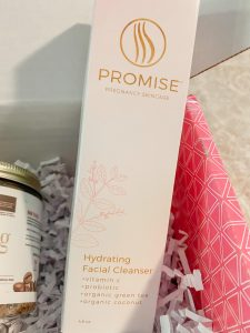 promise pregnancy skin care facial cleanser