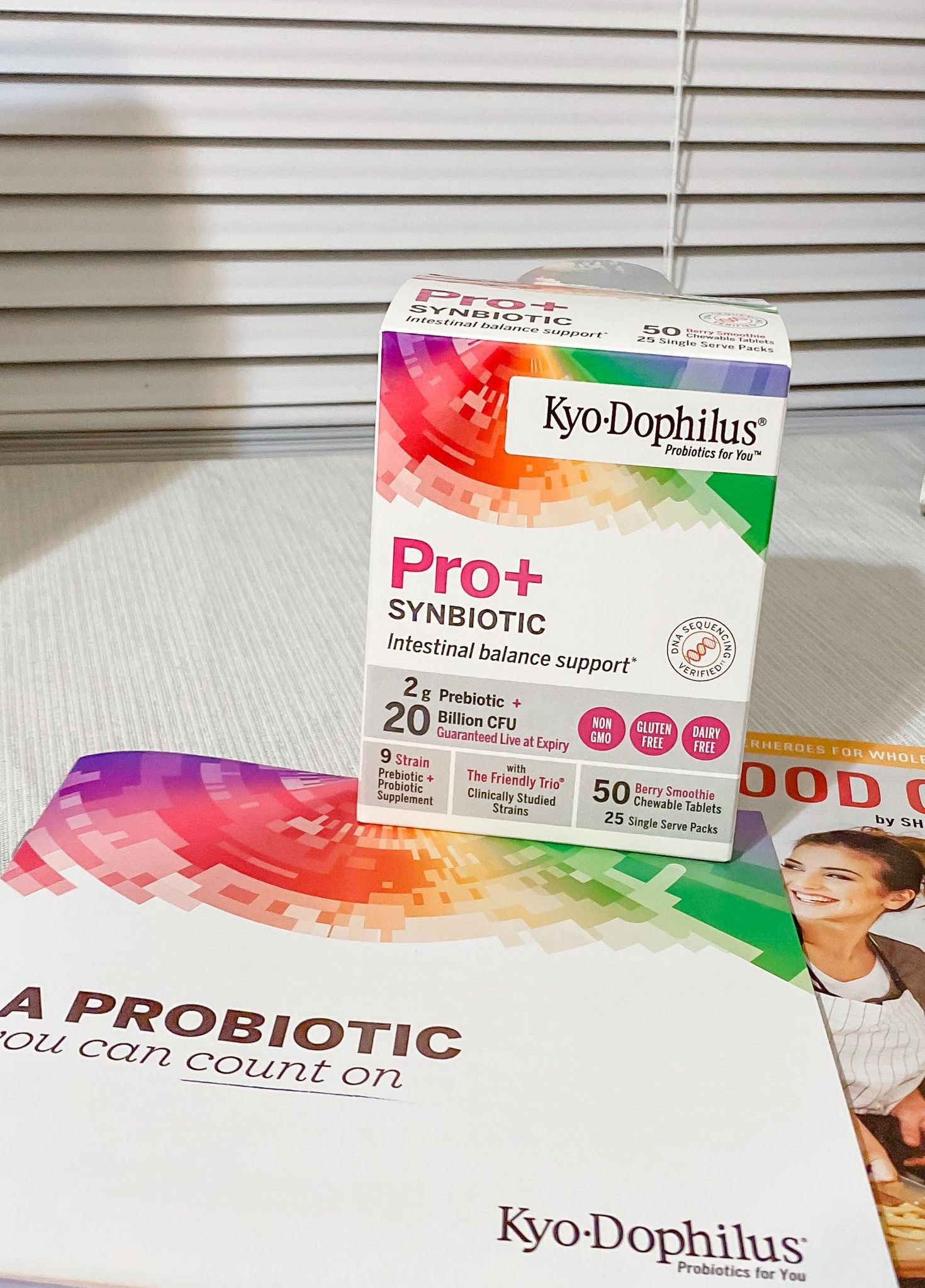Kyo-Dophilus may be the probiotic for you
